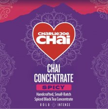 CharlieJoe Chai Spicy (Chai Concentrate) - 32 oz.