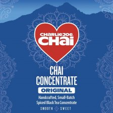 CharlieJoe Chai Original (Chai Concentrate) - 32 oz.